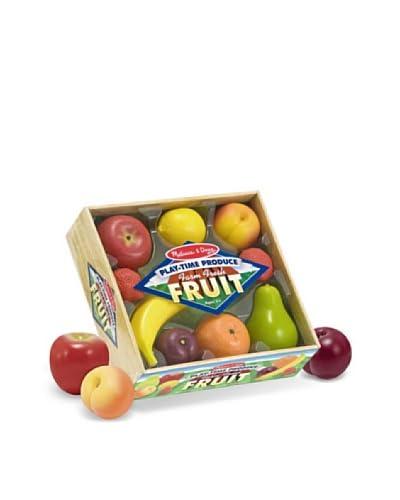 Melissa & Doug Playtime Fruits As You See