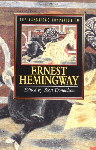 The Cambridge Companion to Hemingway (Cambridge...