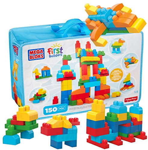 <b>Mega Bloks Deluxe Building Bag</b>
