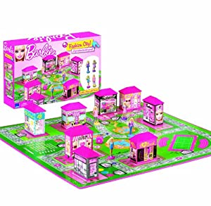 Barbie Fashion City - The Board Game
