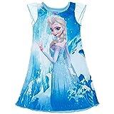Disney Girl's Frozen Elsa Ice Gown