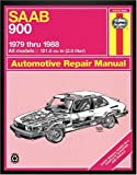 A. K. Legg Saab 900 1979-88 Owner's Workshop Manual