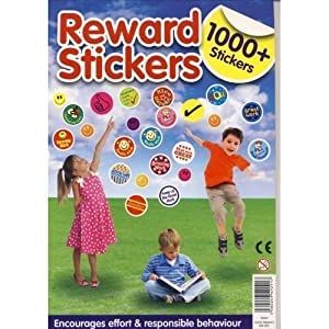 1000+ Childrens Reward Chart Smiley Face Well Done Stickers
