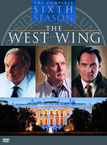 The West Wing – Complete Season 6 [DVD] [2001]