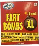 Little Joker Fart Bombs-Mega Stinky Joke Gag-Easy to Activate
