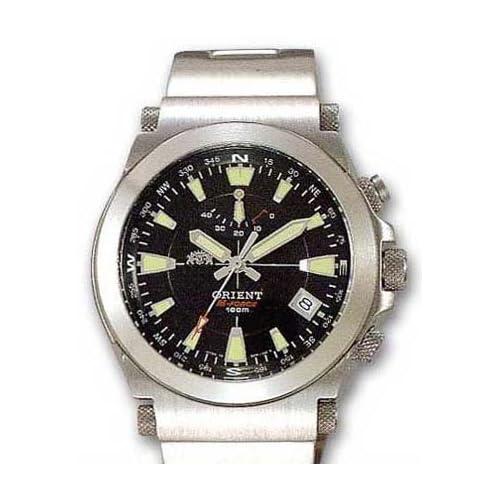 CEX0E001B Orient M-Force Automatic Black Watch