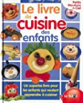 Livre de cuisine des enfants petits m...