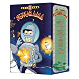 "Futurama - Season 3 Collection (4 DVDs)von ""Christopher Tyng"""