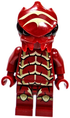 LEGO Galaxy Squad LOOSE Mini Figure Alien Buggoid [Dark Red] - 1