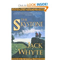 The Skystone (The Camulod Chronicles, Book 1) by Jack Whyte