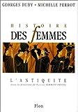"""Afficher """"Histoire des femmes n° 1 Histoire des femmes : l'antiquité"""""""