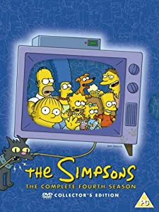 The Simpsons: Complete Season 4 [DVD]