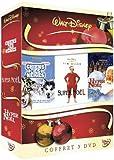 echange, troc Coffret Disney 3 DVD : Chiens des neiges / Super Noël / Hyper Noël