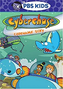 Amazon.com: Cyberchase - Codename Icky: Novie Edwards, Annick Obonsawin, Jacqueline Pillon