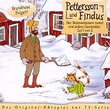 Der Wunschzettel und andere Geschichten (Pettersson und Findus 7) (       ungekürzt) von Sven Nordqvist Gesprochen von: div.