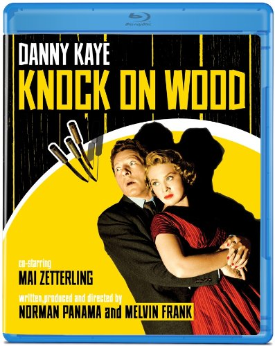 Knock on Wood [Blu-ray]