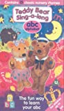 Teddy Bear Sing-A-Long: ABC Alphabet [VHS]