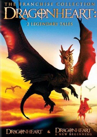 Dragonheart – 2 Legendary Tales Double Bill
