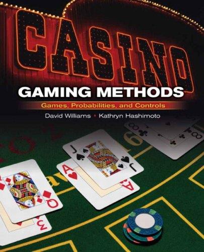 Casino gaming methods games probabilities and controls gambling act south africa