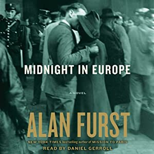 Midnight in Europe Hörbuch