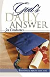 img - for God's Daily Answer for Graduates book / textbook / text book