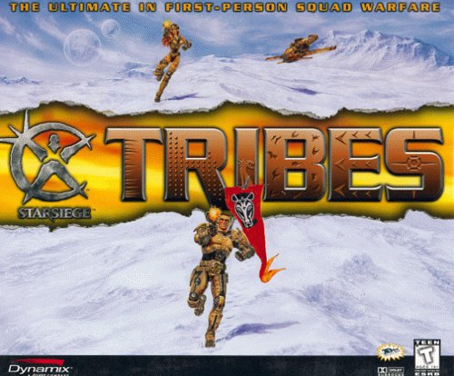 Starsieger TRIBES FPS Gra Download Pełna Wersja Full Games Download