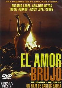 Love, The Magician ( El Amor brujo ) [ NON-USA FORMAT, PAL, Reg.0 Import - Spain ]