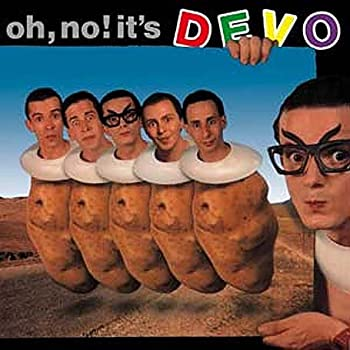 "Cover of ""Oh No It's Devo"""