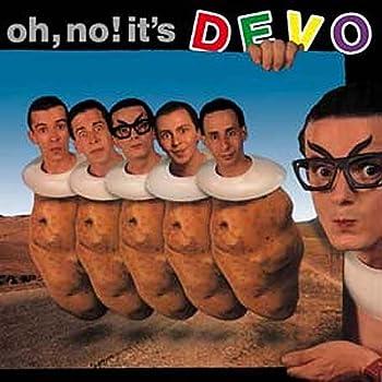 """Cover of """"Oh No It's Devo"""""""