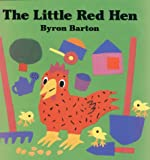 Little Red Hen Big Book (006443379X) by Barton, Byron