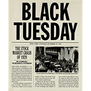 Black Tuesday (Spotlight on American History)