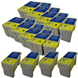 20 CiberDirect Compatible Ink Cartridges for use with Epson Stylus CX3200 Printers.
