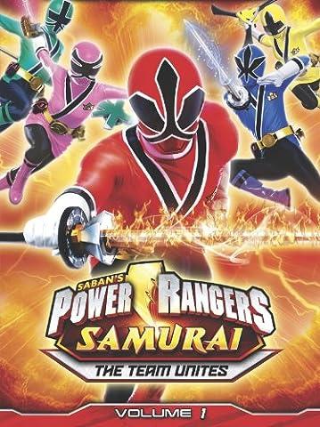 Power Rangers Samurai: The Team Unites