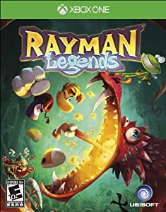 Rayman Legends - Xbox One Standard Edition