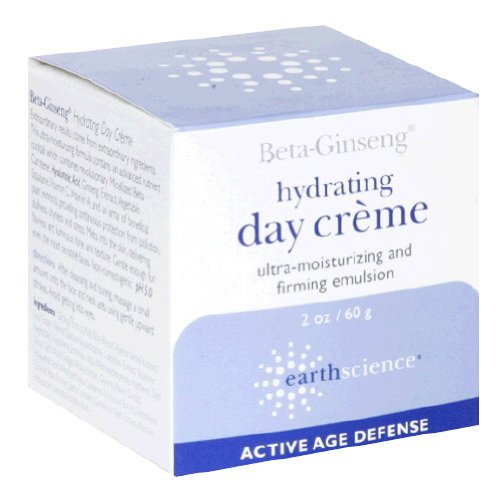 Earth Science Beta-Ginseng Hydrating Day Creme,