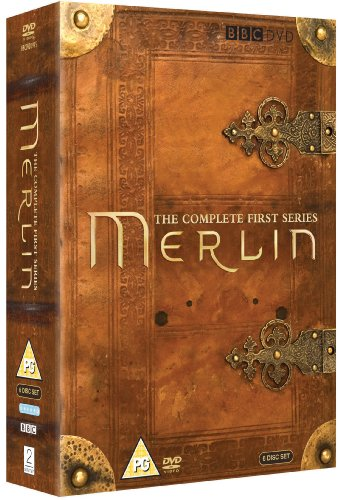 Merlin - Complete Series 1 Box Set [DVD]