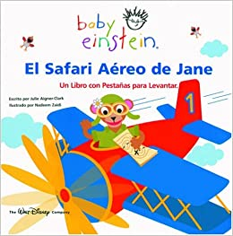 Baby Einstein: El safari aereo de Jane: Jane's Animal Expedition