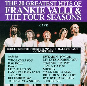 FOUR SEASONS - 20 Greatest Hits Live - Zortam Music