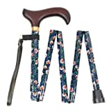 Shorter Folding Walking Stick - Morris Pattern 91M