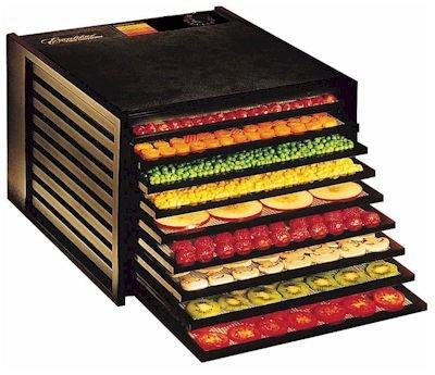 Discover Bargain Excalibur 2900ECB 9-Tray Economy Dehydrator, Black