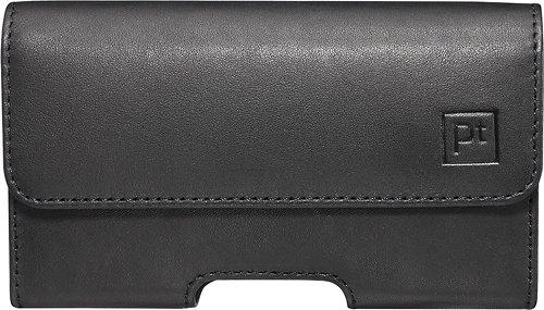 Platinum Leather Hip Case Fits Most Phones up to 5'' (Platinum Iphone 5 Case compare prices)