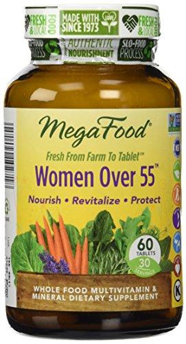 Femmes de MegaFood plus de comprimés