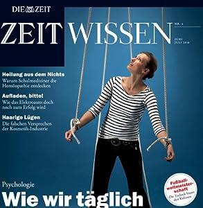 ZeitWissen, Juni/Juli 2010 Audiomagazin