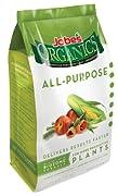 Jobe's 09526 Organic All Purpose Granular Fertilizer 4-Pound Bag