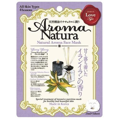 アロマナチュライランイランの香り 1枚