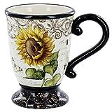French Sunflowers Mug