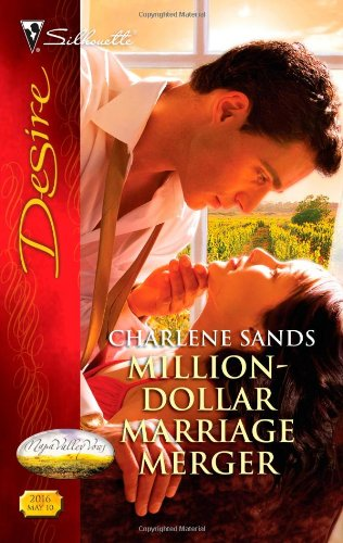 Image of Million-Dollar Marriage Merger (Silhouette Desire)