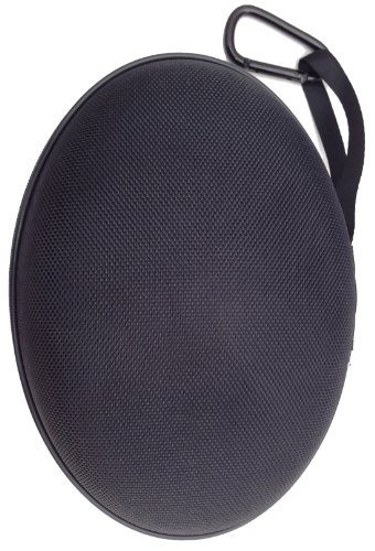 Casebudi Headphone Case - Black - Compatible With Many Beats By Dr Dre Headphones - Including Studio, Solo, Solo Hd, And Wireless