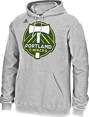 MLS Men's Primary Logo Hooded Fleece Shirt