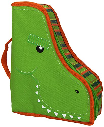 Neat-Oh Plaid Pals Dinosaur Lunch Box - 1